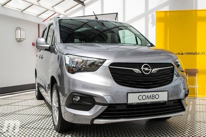 Presentación Opel Combo Life 2018, ya hemos conocido a la variante más familiar
