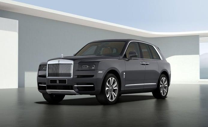 El configurador del nuevo Rolls-Royce Cullinan ya está abierto
