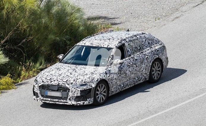 Audi ya trabaja en el nuevo A6 allroad quattro, la versión más campera
