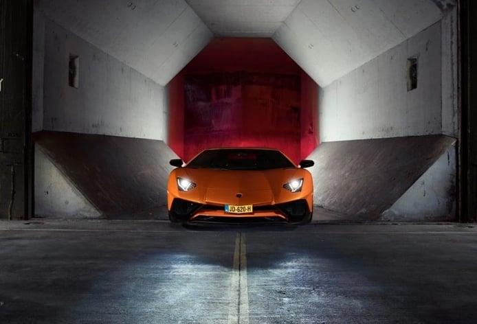 Eespectacular vídeo de los Lamborghini Murcielago SV y Aventador SV