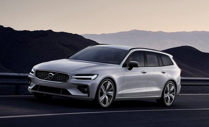El nuevo Volvo V60 estrena acabado R-Design y ya está a la venta