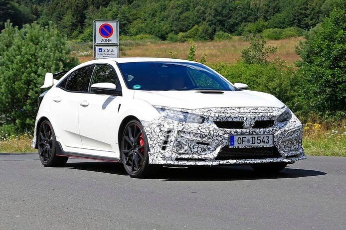 Honda está preparando algunas sorpresas para el Civic Type R 2019
