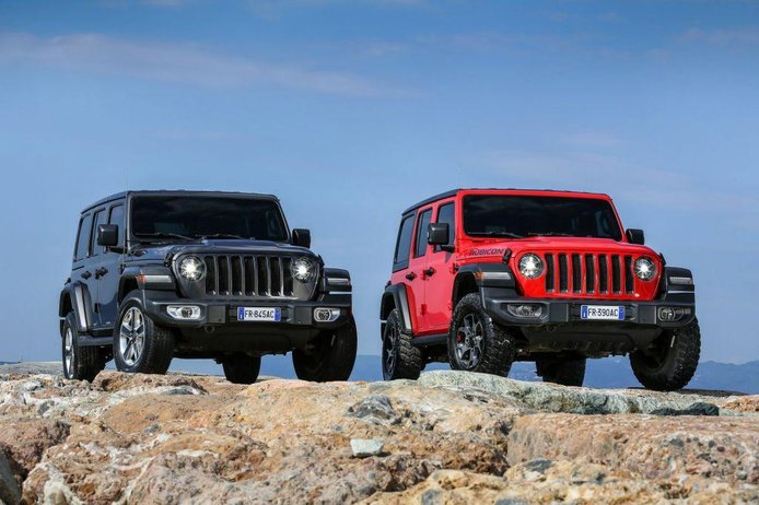 Jeep Wrangler JL: todos los datos de la nueva gama para Europa