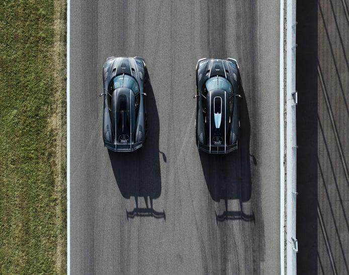 Koenigsegg desvela los úlltimos Agera RS Final Edition: Thor y Väder