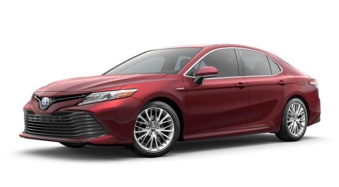 Toyota Camry Hybrid: qué sabemos del nuevo sedán 'Made in USA'
