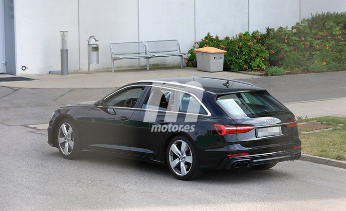 El desarrollo del nuevo Audi S6 Avant 2019 apura sus últimas pruebas