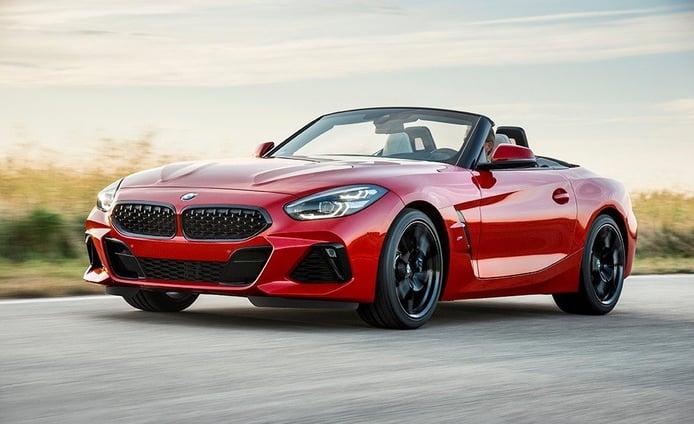 BMW Z4 2019, el roadster alemán se redefine por completo