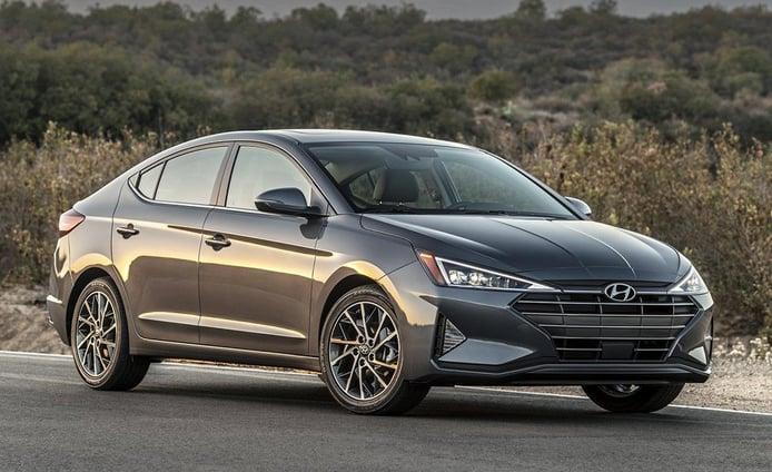 Hyundai Elantra 2019, nueva imagen y mayor conectividad