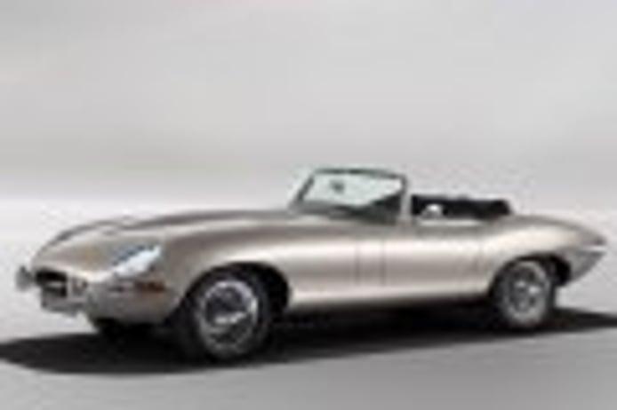 Jaguar confirma que fabricará el E-Type Zero eléctrico