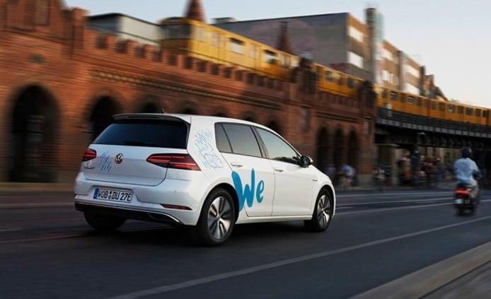 El servicio de car sharing de Volkswagen se llamará We Share