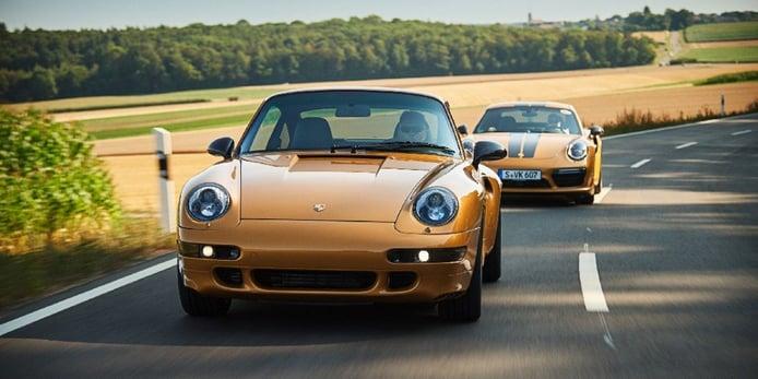El Porsche 911 'Project Gold' no es homologable por un inesperado tecnicismo