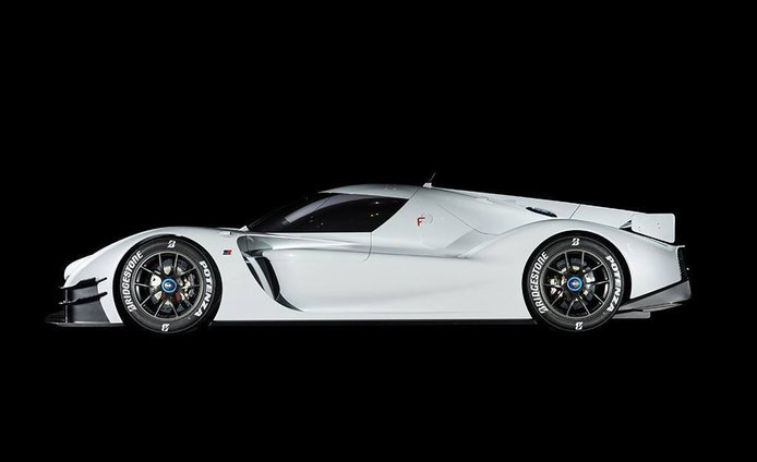 El nuevo hiperdeportivo de Toyota costará más de 650.000 euros