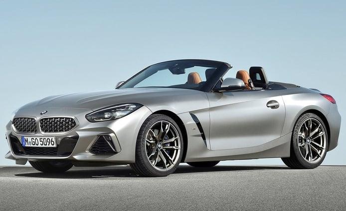 Los motores del nuevo BMW Z4 2019 al detalle: potencia, consumo y prestaciones