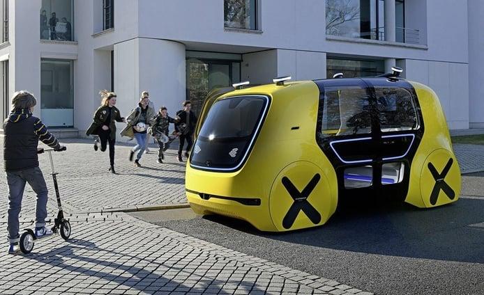Volkswagen intenta comprar el proyecto de conducción autónoma Aurora
