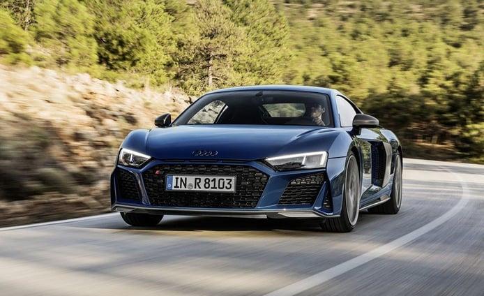 Audi R8 2019, nueva imagen, puesta a punto y un motor V10 más potente