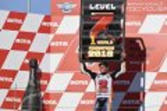 Marc Márquez, el campeón insaciable de MotoGP