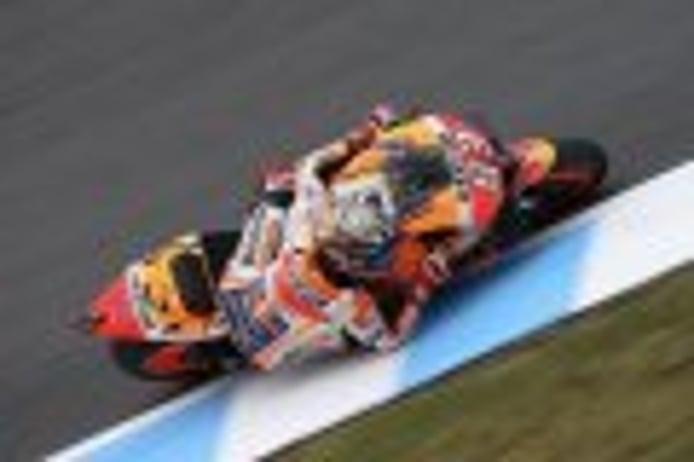 Marc Márquez conquista su quinto título de MotoGP tras ganar en Motegi