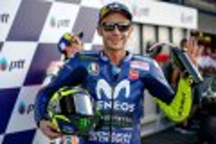 """Rossi: """"Tengo contrato con Yamaha hasta 2020 y lo pienso cumplir"""""""
