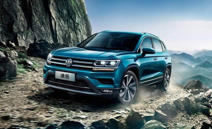 Volkswagen Tharu, el enésimo SUV exclusivo para China