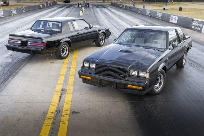 Descubiertos 2 Buick GNX tras 30 años escondidos en un almacén