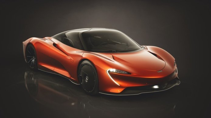 McLaren muestra tres propuestas de personalización sobre el nuevo Speedtail