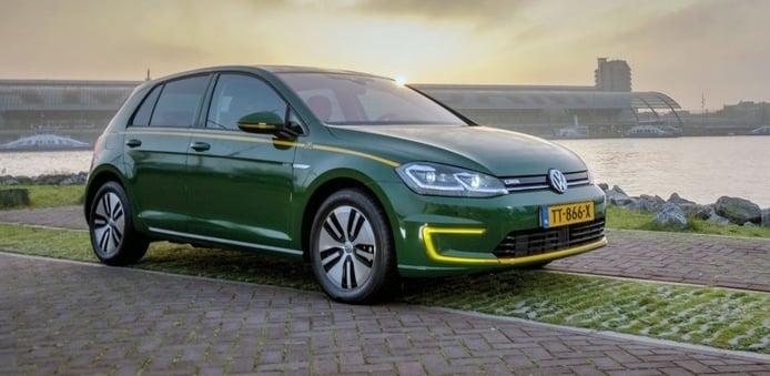Volkswagen e-Golf McDrive Edition, el compacto eléctrico se transforma por una buena causa