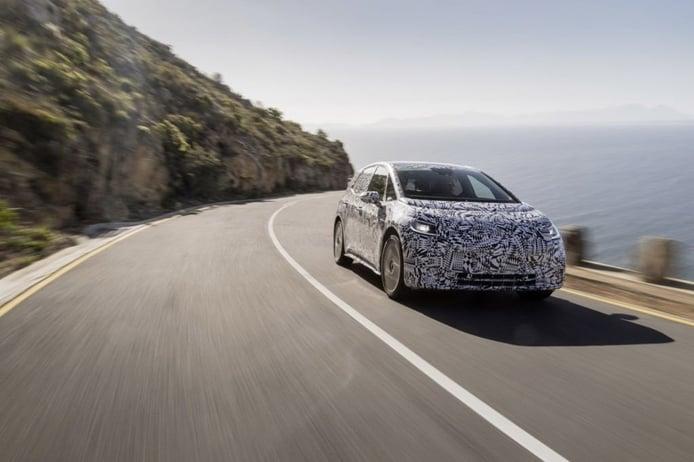El Volkswagen ID. Neo ofrecerá una potencia de carga de 125 kW, la más elevada de su categoría