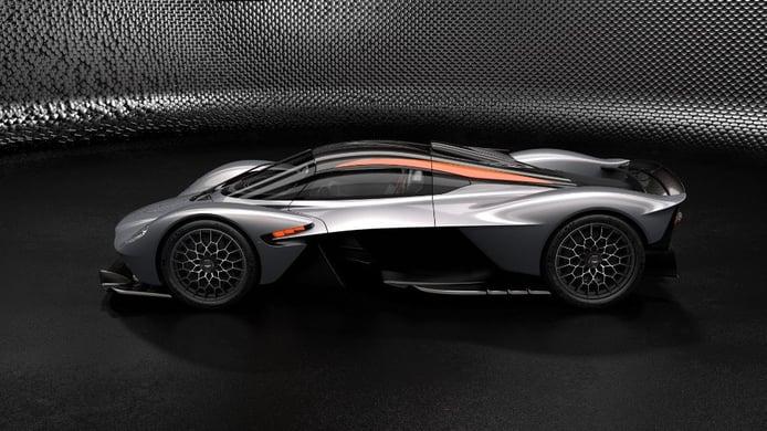 Aston Martin desvela los nuevos Valkyrie 'Designer Specification'