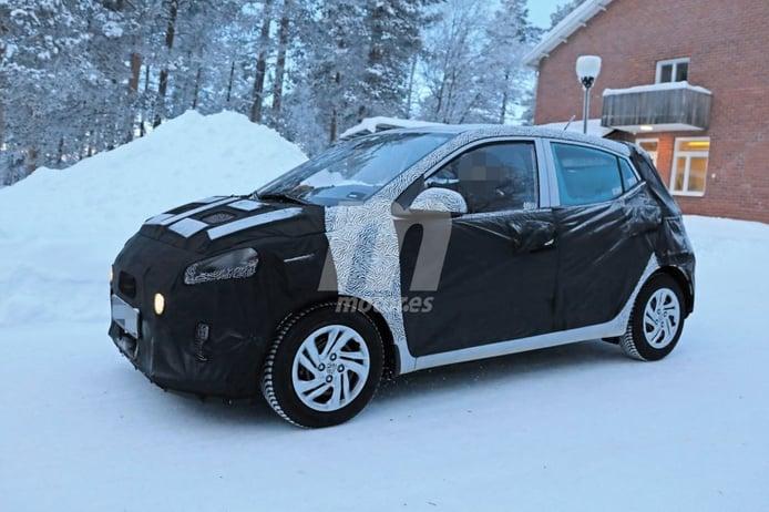 El nuevo Hyundai i10 nos muestra su interior por primera vez