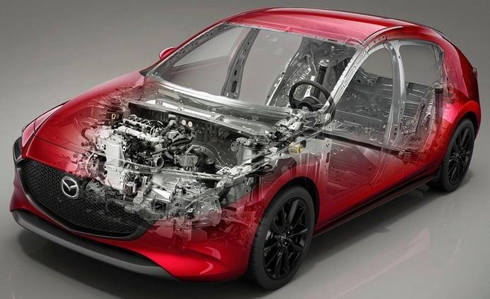 La revolución interna del nuevo Mazda3 y sus puntos clave