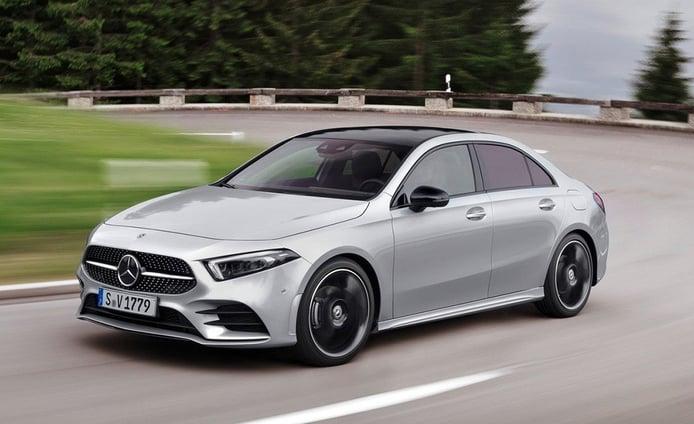 El Mercedes Clase A Sedán estrena nueva versión con cambio automático