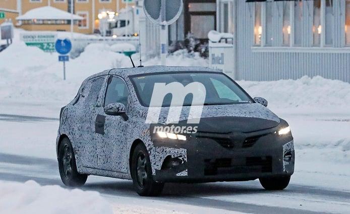 El desarrollo del nuevo Renault Clio se traslada al norte de Europa
