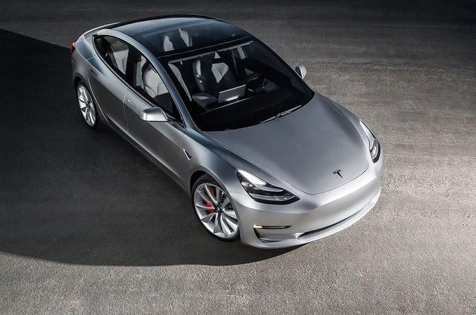 El configurador del Tesla Model 3 ya está abierto en nuestro mercado