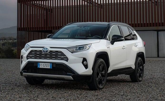 El acabado Advance concentrará el grueso de las ventas del nuevo Toyota RAV4