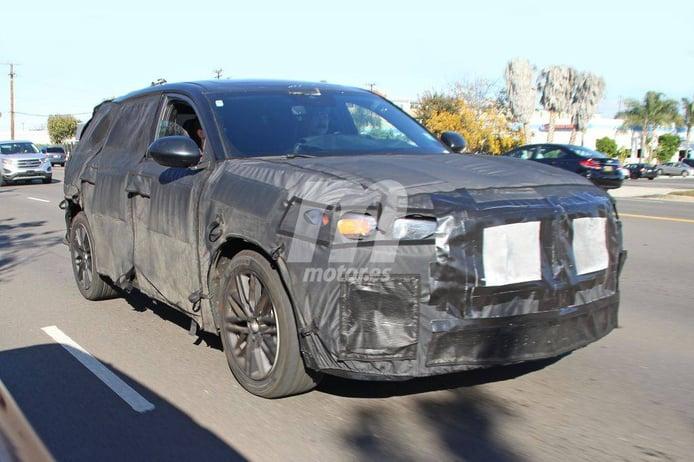 El nuevo Acura MDX Type S ya rueda en la calle