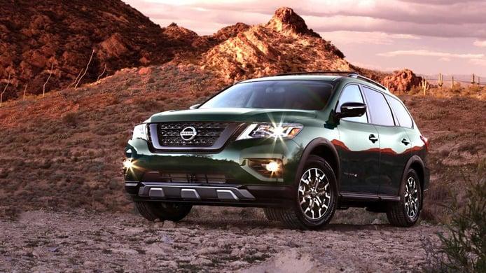 Nissan presenta el nuevo Pathfinder Rock Creek Edition en Chicago 2019
