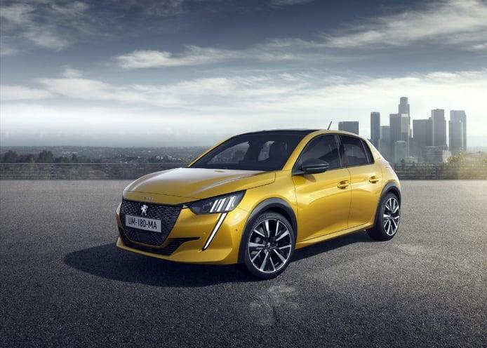 La marca del León desvela oficialmente el nuevo Peugeot 208 2019
