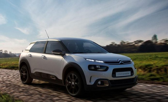 Precios del Citroën C4 Cactus Origins, celebrando el centenario de la marca