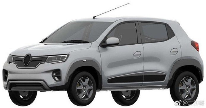 El Renault Kwid EV llegará a China y tendrá una autonomía de 250 kilómetros