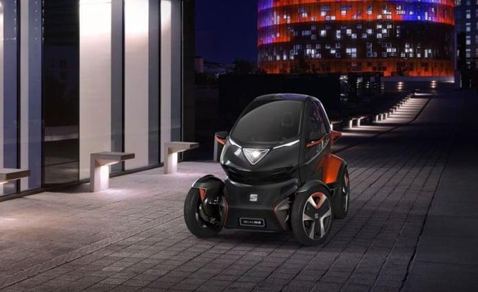 Minimó, el Renault Twizy de SEAT