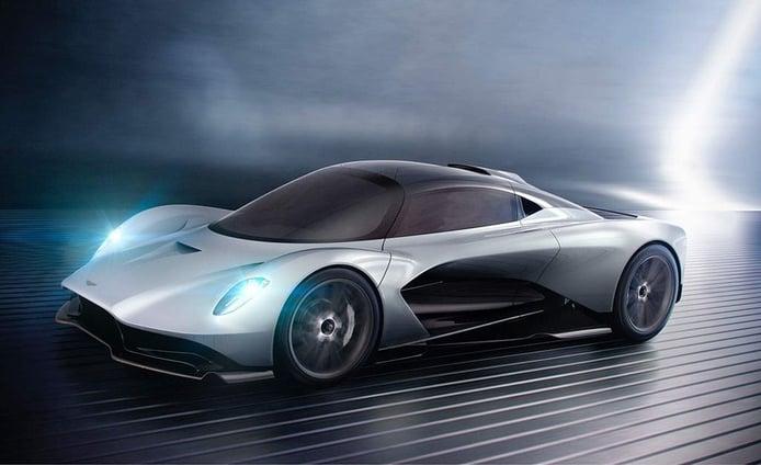 Aston Martin AM-RB 003 Concept, el nuevo hiperdeportivo británico está más cerca