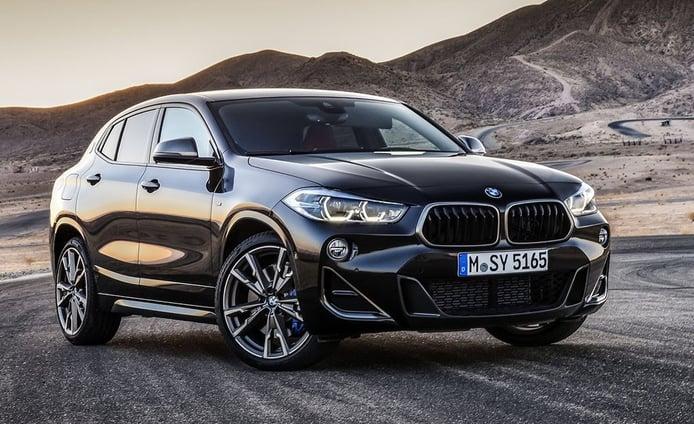 Precio del BMW X2 M35i, la versión más deportiva del SUV compacto