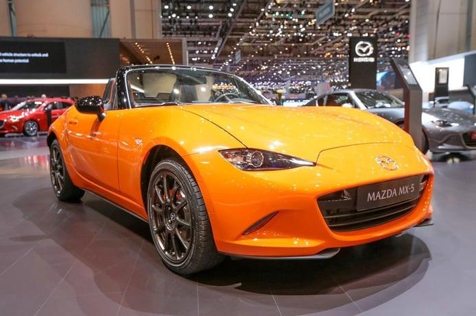 El nuevo Mazda MX-5 30 Aniversario ya tiene precio en España