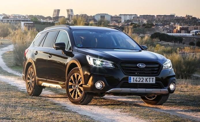 Subaru Outback Black Edition, versión tope de gama cargada de equipamiento