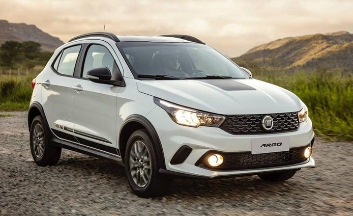 Fiat Argo Trekking, el rival del Dacia Sandero Stepway ya es una realidad