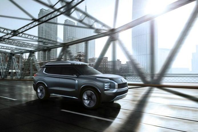 Mitsubishi E-YI Concept, el Engelberg Tourer cambia de nombre para el Salón de Shanghái