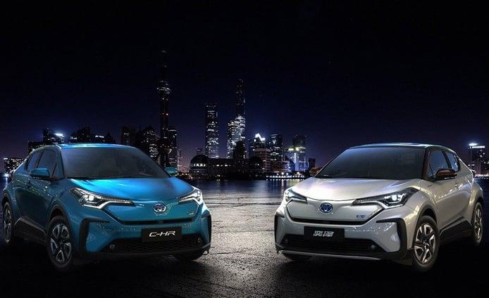 Toyota C-HR EV, la versión 100% eléctrica entra en escena
