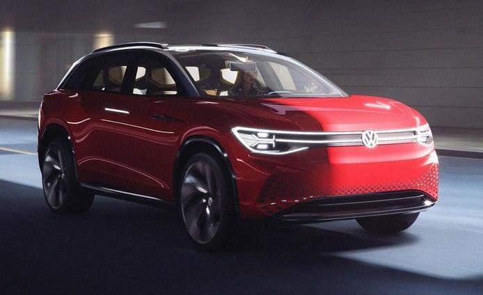 Volkswagen ID. Roomzz, la antesala de un SUV eléctrico de 7 plazas