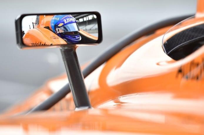 """Alonso: """"Vamos por detrás de lo ideal, se ha perdido tiempo valioso"""""""
