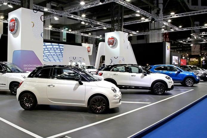 Las novedades de Fiat en el Automobile Barcelona 2019